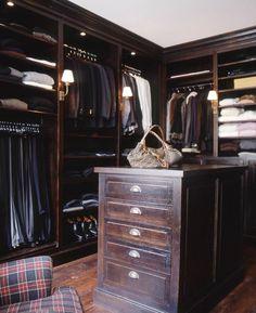 INTERIORIZA, closets y vestidores