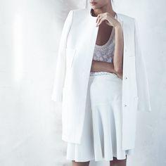3 Ways to Wear White on White
