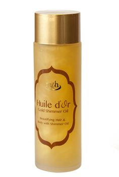 Huile D'Or Hair & Body Shimmer Oil. Our newest product by #MKHCollection #MiThings