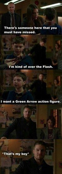 """#Arrow 4x15 """"Taken"""""""