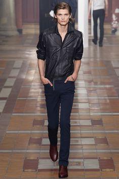 Spring 2015 Menswear - Lanvin
