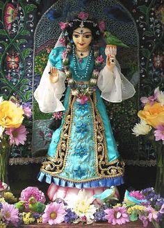 The Life of Tulasi Devi