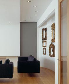McLean Quinlan Architects   London   Winchester - Holland Park, Architectural Project