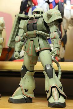 MS-06F 量産型ザク