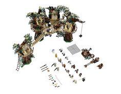 LEGO Star Wars - Ewok Village, Alter: ab 12 Jahren, Teile: 1990 #Ewok #Village #Lego #Spielzeug
