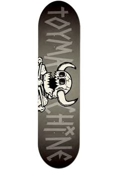 Toy-Machine Skull-Monster - titus-shop.com #SkateboardComplete #Skateboard #titus #titusskateshop