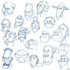 Instadaily cartoon faces, cartoon styles, cartoon drawings, ca Character Design Cartoon, Character Sketches, Character Design Animation, Cartoon Design, Character Drawing, Character Design Inspiration, Cartoon Head, Drawing Cartoon Characters, Cartoon Sketches
