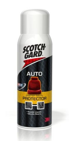 Scotchgard Auto Interior Fabric Protector, 10 Ounces (4104D)