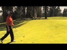 Golf-harjoittelu: Pro Riku Aarnion lähipelivinkit osa 3 - YouTube