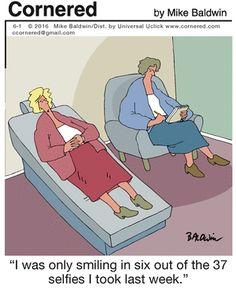 Cornered Comic Strip, June 01, 2016     on GoComics.com