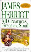 All Creatures Great and Small: James Herriot: One of the best books of all times. If you love Animals, then this is the book that will steal your heart. James Herriot, I Love Books, Great Books, Books To Read, My Books, This Book, Love Reading, Reading Lists, Book Lists