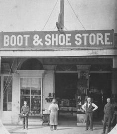 Boot & Shoe Store.