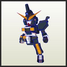 SD Night Falcon Justice Gundam Paper Model Free Download - http://www.papercraftsquare.com/sd-night-falcon-justice-gundam-paper-model-free-download.html