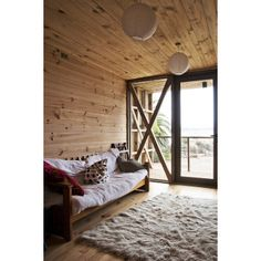 Green Design, Sustainable Furniture and Eco Friendly Articles Sustainable Furniture, Wood Architecture, Rustic Contemporary, Modern Rustic, Inside Design, Cabins And Cottages, Wooden House, Tiny House Plans, Modern Room