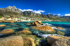 The Glory of Camps Bay by Andy Beirne on 500px