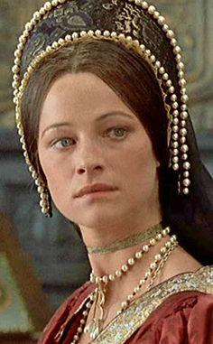 "Charlotte Rampling - ""Henry VIII and his Six Wives"" (1971) - Costume designer : John Bloomfield"