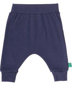 Fred's World organic cotton navy harem styled pants. freds-world.en.emilea.be