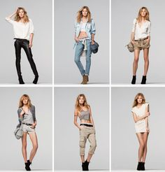 """Conhece a marca francesa IRO? Kate Moss uma vez declarou que suas camisetas preferidas são as desta marca. E como boa representante do estilo bacana e """"tô nem aí"""" das francesas, suas roupas são lindas, simples, modernas e de bom gosto. Fica a dica para quem for visitar Paris… mas vende também em algumas lojas …"""