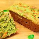 Mini torta verde integral: faça no liquidificador esta receita prática e saudável