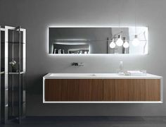 Zwevende badkamermeubel K.ONE