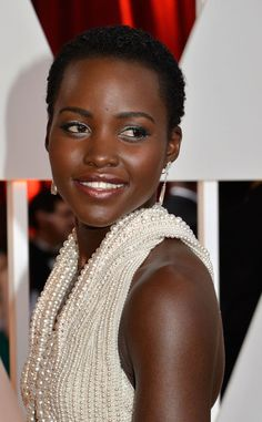 Our 10 favorite beauty looks from the Oscars, including Lupita Nyong'o.
