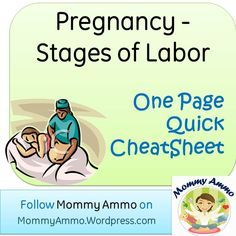 Learn the signs that baby is coming soon and the stages of labor.