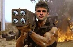 Sharp shooter: In-form striker Thomar Muller fires Brazucas, the official ball of the World Cup, 2014.