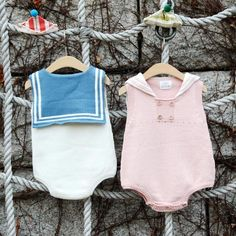wholesale autumn 2016 European and American fashion baby cotton knit sweater Romper.