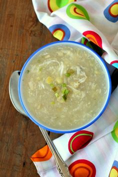 Sweet corn chicken soup - a classic dish among Indo Chinese recipes.