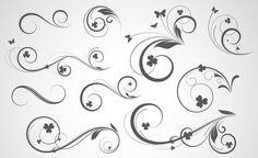 Check out Swirls Designs Pack by truemitra on Creative Market