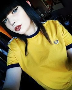 Fred Perry Girls 2664