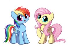 Dashie looks so cuutte♥ Mlp My Little Pony, My Little Pony Friendship, Fluttershy, Rainbow Dash, Mlp Characters, My Little Pony Merchandise, Mlp Pony, Cute Poses, Cute Doodles