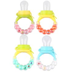 1Pcs Baby Pacifier Fresh Food Milk Nibbler Feeder Kids Nipple Feeding Safe Baby Supplies Nipple Teat Pacifier Bottles Nipple
