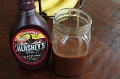 Homemade Chocolate Syrup!