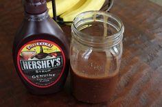 Homemade Chocolate Syrup!