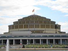 Centennial Hall in Wrocław Poland [OC] [3072x2304]