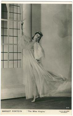 0210 FONTEYN, Margot in The Wise Virgins_Sadler's Wells Ballet; 210 | by…