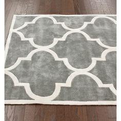 nuLOOM Handmade Luna Moroccan Trellis Rug (7'6 x 9'6) | Overstock.com Shopping - The Best Deals on 7x9 - 10x14 Rugs