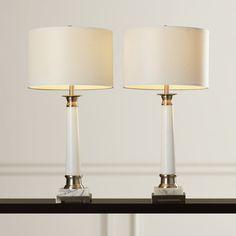 "Mercer41 Esteves 30"" Table Lamps (Set of 2) & Reviews   Wayfair"