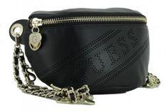 Guess Bauchtasche Large Goldkettengürtel Anhänger - Bags & more Gold, Wallet, Chain, Medium, Outfit, Fashion, Guess Handbags, Fanny Pack, Summer