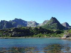 Panoramio - Photo of Orsvågvaer, Sandvik Camping