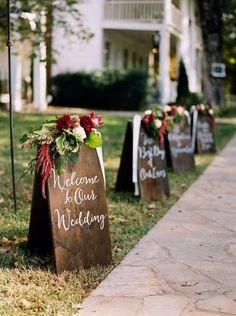 wedding signs parking best photos - wedding signs - cuteweddingideas.com