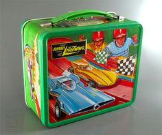 Johnny Lightning Lunchbox (1969)