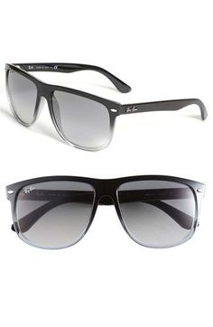 d620be78b096 Ray-Ban Boyfriend Flat Top Frame Sunglasses available at -Free Sunglasses  for gift