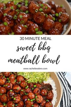 30 Minute Meal: Swee