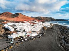 Visiting Lanzarote: Why the Island Is Unlike Anything Else in the World - Thrillist Backpacking Spain, Underground Tube, Spain Culture, Acid Trip, Spain Holidays, Canary Islands, Spanish Artists, Spain And Portugal, Spain Travel