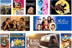 Les meilleures séries et émissions télé pour apprendre le français - learn French,francais,series,tv,television,emission