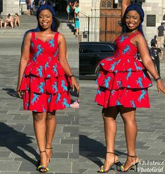 short ankara gown styles for women, latest trendy ankara short gown styles for women, simple short ankara gown styles with flare Short African Dresses, Ankara Short Gown Styles, Short Gowns, Ankara Gowns, African Fashion Ankara, Latest African Fashion Dresses, African Print Fashion, African Print Dress Designs, African Traditional Dresses