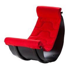 Children's desks & chairs 8-12 - Chairs & Desks - IKEA Flaxig rocking chair $49