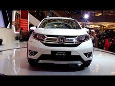 Review: Honda BR-V (BRV) 2016